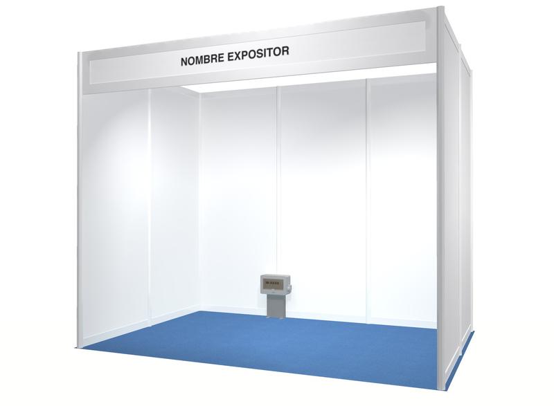 stand modulares para ferias